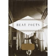 Beat Poets [With Ribbon Book Mark], Hardcover (9780375413322)