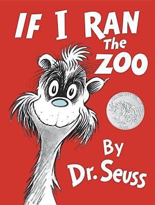 If I Ran the Zoo, Hardcover (9780385379052)