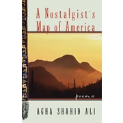 A Nostalgist's Map of America: Poems, Paperback (9780393309249)