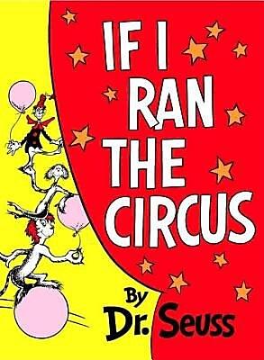 If I Ran the Circus, Hardcover (9780394800806)