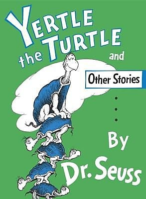 Yertle the Turtle, Hardcover (9780394800875)