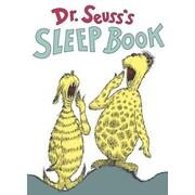 Dr. Seuss's Sleep Book, Hardcover (9780394800912)