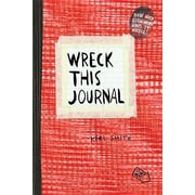 Wreck This Journal (Red), Paperback (9780399162725)