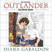 The Official Outlander Coloring Book: An Adult Coloring Book, Paperback (9780399177538)