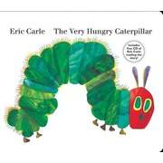 The Very Hungry Caterpillar [With CD (Audio)], Hardcover (9780399247453)