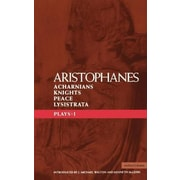 Aristophanes: Plays One, Paperback (9780413669001)