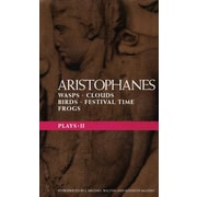 Aristophanes Plays: II, Paperback (9780413669100)