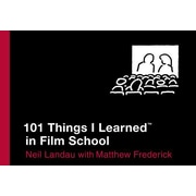 101 Things I Learned (R) in Film School, Hardcover (9780446550277)