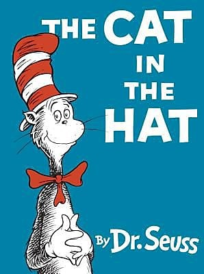 The Cat in the Hat, Hardcover (9780449810866)