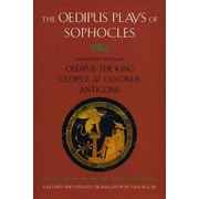 The Oedipus Plays of Sophocles: Oedipus the King; Oedipus at Colonus; Antigone, Paperback (9780452011670)
