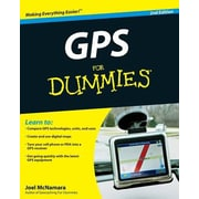 GPS for Dummies, 0002, Paperback (9780470156230)