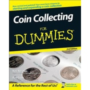 Coin Collecting for Dummies, 0002, Paperback (9780470222751)