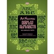 Art Nouveau Display Alphabets, Paperback (9780486233864)