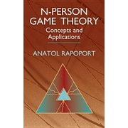 N-Person Game Theory, Paperback (9780486414553)