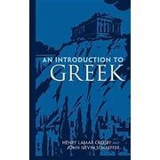 An Introduction to Greek, Paperback (9780486470566)