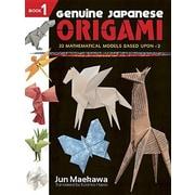 Genuine Japanese Origami, Book 1, Paperback (9780486483313)