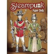 Steampunk Paper Dolls, Paperback (9780486489483)