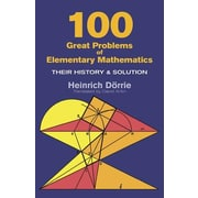 100 Great Problems of Elementary Mathematics, Paperback (9780486613482)