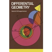 Differential Geometry, Paperback (9780486634333)