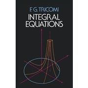 Integral Equations, Paperback (9780486648286)