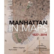 Manhattan in Maps 1527-2014, Paperback (9780486779911)