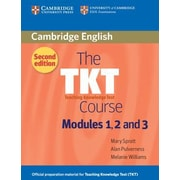 The Tkt Course Modules 1, 2 and 3, 0002, Paperback (9780521125659)