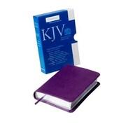 Pocket Reference Bible-KJV, Hardcover (9780521146036)