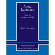About Language: Tasks for Teachers of English, Paperback (9780521427203)