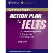 Action Plan for IELTS: Last-Minute Preparation, Practice Test, Self-Study Guide, Paperback (9780521615303)