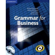 Grammar for Business with Audio CD, Paperback (9780521727204)