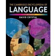 The Cambridge Encyclopedia of Language, 0003, Paperback (9780521736503)
