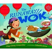 The Runaway Wok: A Chinese New Year Tale, Hardcover (9780525420682)