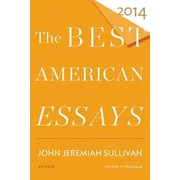 The Best American Essays 2014, Paperback (9780544309906)