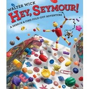Hey, Seymour!, Hardcover (9780545502160)
