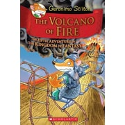 The Volcano of Fire, Hardcover (9780545556255)