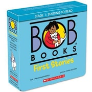 Bob Books: First Stories, Paperback (9780545734097)