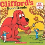Clifford's Good Deeds, Hardcover (9780606147392)