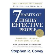 The 7 Habits of Highly Effective People: Powerful Lessons in Personal Change, 0025, Hardcover (9780606323185)
