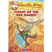 Flight of the Red Bandit, Hardcover (9780606351959)