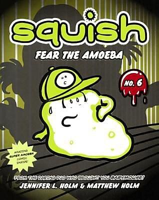 Fear the Amoeba, Hardcover (9780606360258) 2309254
