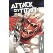 Attack on Titan 1, Hardcover (9780606371094)