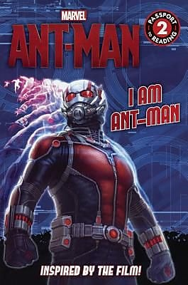 Ant-Man: I Am Ant-Man, Hardcover (9780606372190) 2305837