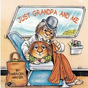 Just Grandpa and Me, Hardcover (9780613026635)