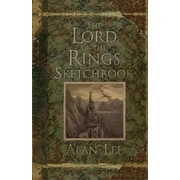 The Lord of the Rings Sketchbook, Hardcover (9780618640140)