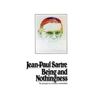 Being and Nothingness, Paperback (9780671867805)