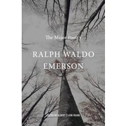 Ralph Waldo Emerson: The Major Poetry, Hardcover (9780674049598)