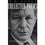 Collected Poems: Auden, Paperback (9780679731979)