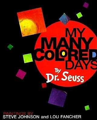 My Many Colored Days, Hardcover (9780679875970)