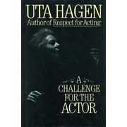 Challenge for the Actor, Hardcover (9780684190402)