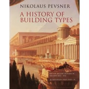 A History of Building Types, Paperback (9780691018294)